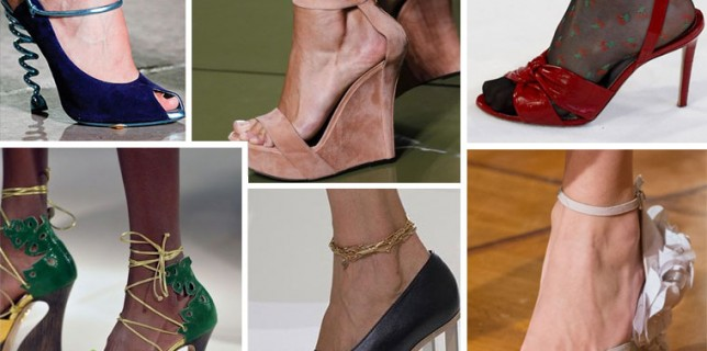 Модерни обувки пролет-лято 2017