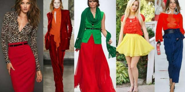 6 модни комбинации с оранжеви дрехи