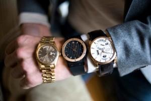 Видове ръчни часовници